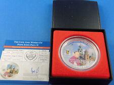 "Palau 1 Dollar 2010 ""Johannes Paul II."" PP mit Farbe Auflage: 1.500 Stück  (K13)"