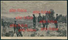 Ausschnitt von 1928-  Friedrich der Große bei dem Austrochnen von Sümpfen -  C K