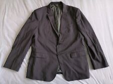 Banana Republic Men's Slim Fit Dark Blue Blazer Jacket Size UK 46R - Good Used