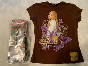 Hanna Montana Singing Shirt and Tennis Player Doll