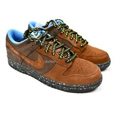 NWT Nike Dunk Low CL Campsite Baroque Brown Men's Sneakers DS 2007 10 AUTHENTIC