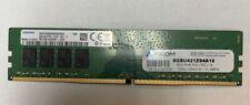Samsung M378A1G43EB1-CPB 8GB 2Rx8 PC4-2133P DDR4 Desktop RAM