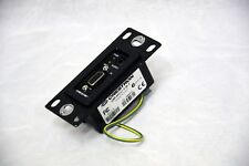 Crestron QM-WCC 1-B-T A/V Interface Module for Wall Plate Mount