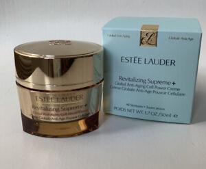 Estée Lauder Revitalizing Supreme Global Anti-Aging Cell Power Creme - 1.7...