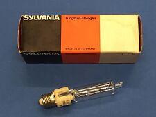 SYLVANIA Halogen Lampe E14 220-230V 250W 80mm Klar Flood L211 250Q/CL/E-225V