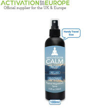 Magnesium CALM Topical Travel Spray -100ml - EASE replacement.
