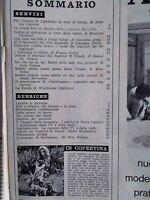 tv sorrisi e canzoni 1967 aquila ligonchio ischia milo lollis vadim renis fonda