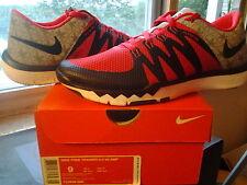 Nike Air Free Trainer 5.0 V6 Amp Ohio State OSU Buckeyes Week 0 Zero 723939 006