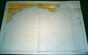 Admiralty Chart 442 UK - LIZARD POINT to BERRY HEAD 2014
