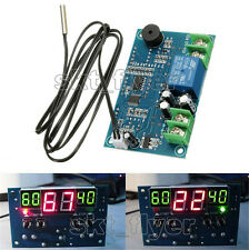 DC12V Intelligent Thermostat Digital Temperature Controller NTC Sensor Module