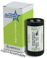 25-30 MFD uf 220-250 VAC BMI # 092A025B250AC1A Start Capacitor • Made in USA