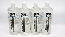 NEW (lot of 4) Ideal Clear Glide #31-388 Quart Size Wire Pulling Lubricant