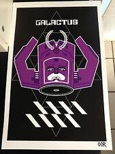 Marvel Galactus poster print