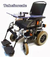 Elektrorollstuhl Meyra Ortopedia champ mit Mittelsteuerung Rollstuhl TFS768