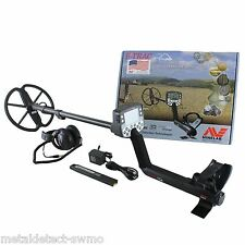 Minelab New E-Trac Metal Detector, Best for Silver, Relics, 3 Year Warranty