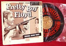OST LP PRETTY BOY FLOYD SERINO / SANFORD 1960 AUDIO FIDELITY NM NEAR MINT