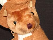 NEW AUSTRALIAN VACATION OUTBACK KANGAROO JOEY PLUSH STUFFED ANIMAL SOUVENIR TOY