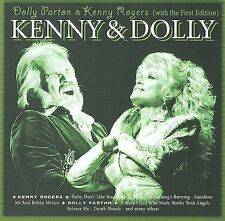 Dolly Parton and Kenny Rogers WITH THE FIRST EDITION CD, 2003 (USA)) NEW SEALED