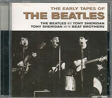 CD ALBUM--THE BEATLES WITH TONY SHERIDAN--THE EARLY TAPES OF THE BEATLES
