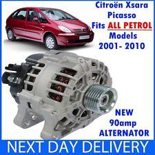 NEW ALTERNATOR Fits CITROEN XSARA PICASSO PETROL 1.6 1.8 2.0 2001-2010 MPV N68