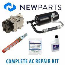 For Mazda Tribute 2.3L Ford Escape AC A/C Repair Kit W/ OEM Comressor & Clutch