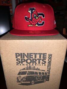Johnson City Cardinals Home MiLB New Era 59Fifty Cap Hat Size 7 3/4 St. Louis