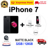 AS NEW APPLE iPhone7 32GB 128GB Smartphone 4G LTE 100% UNLOCKED