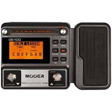 Mooer GE100 Guitar Multi-Effects processor pedal - Brand New!