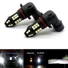 100W 9006 LED Fog Light Bulb For Scion xA 2004 2005 2006 White 2PC