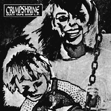 CRIMPSHRINE - DUCT TAPE SOUP   VINYL LP NEU