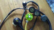 Vintage Aqua-lung Regulator and Misc.