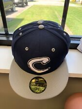 Kane County Cougars New Era Alternate1 Authentic Collection 59Fifty Fitted Hat -