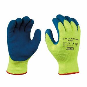 Handschuhe Sänger Winter ideal für Garten Haus und Hof Montagehandschuh