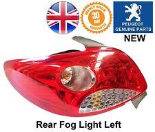 Peugeot 206+ Rear Tail Light Lamp Left Genuine New 6350GV Original Part
