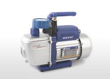 4.5 CFM Two Stage Vacuum Pump with Vacuum Gauge