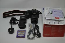 Canon EOS 450D Digital SLR Camera - with EF S 18-55 IS lens