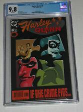 DC's Harley Quinn #8 2001 Series Few Graded  CGC 9.8