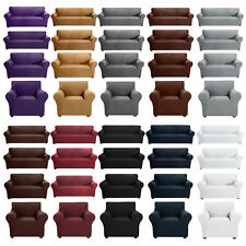 1 2 3 4 Seater Elastic Stretch Sofa Couch Cover Slipcover Furniture Protector