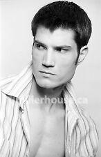 Lenox Fontaine Original B&W 35mm Film Negative Male Model Gay Interest Photo #7