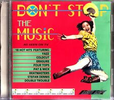 Don't Stop The Music-Best of Hip-House 1989 Stylus CD Pat and Mick/Fast Eddie