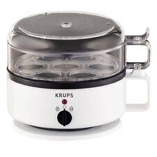Krups F230-70 Ovomat Super Weiss Eierkocher Warmhaltefunktion bis zu 7 Eier
