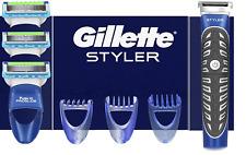 Gillette Fusion 5 ProGlide Styler Rasierer Herren mit Trimmerklinge Präzision