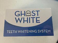 Ghost White Teeth Whitening Kit - Professional LED Light for Whiter Teeth