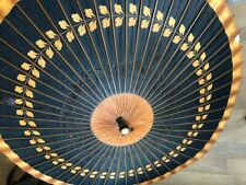 Vintage Rice Paper Umbrella From Japan