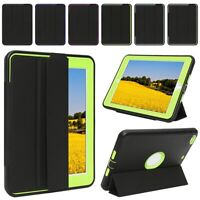 Heavy Duty Kids Protective Shockproof Case Cover Stand for iPad 234 Mini Air Pro
