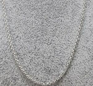Pandora 399260C00 Rolo Chain Necklace 60cm S925 ALE