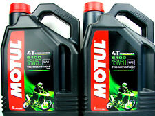 4 litros Motul 5100 4T SAE 15w50 motocicleta aceite de motor