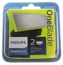 Philips OneBlade Lot de 2 lames QP220/50 One Blade NEUVES