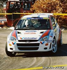 Ford Focus WRC Bonnet Vents Track Car Rally RS