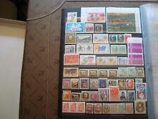 Set Of 54 Stamps Majorities N MNH
